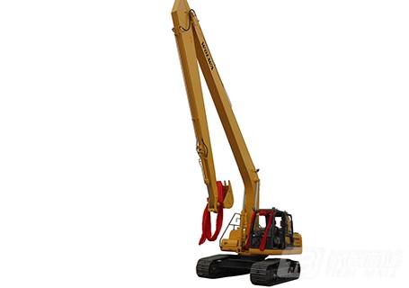 沃尔华DLS220-8B加长臂挖掘机