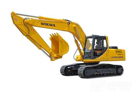 沃尔华DLS220-8B液压挖掘机