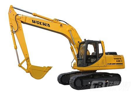 沃尔华DLS200-8B液压挖掘机