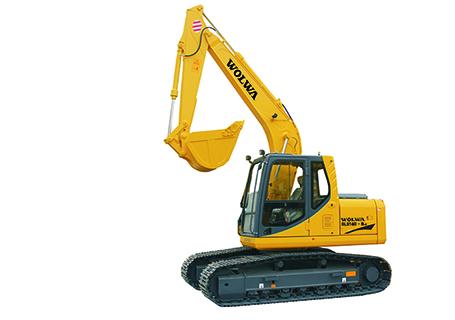沃尔华DLS160-8B液压挖掘机