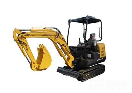 沃尔华DLS822-9B挖掘机