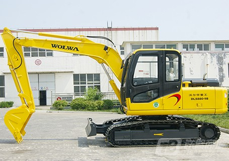 沃尔华DLS880-9B挖掘机