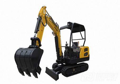 嘉和重工JH18挖掘机