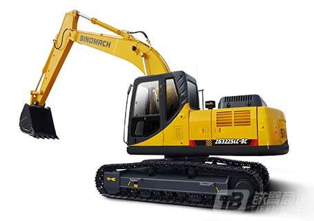 国机重工ZG3225LC-9挖掘机