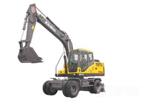 勤牛QNL150轮式挖掘机