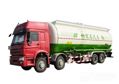 宏昌天马HCL5313GXHBJ4单挂粉粒物料运输车