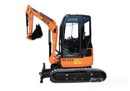 京城长野NS09-7挖掘机