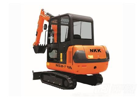 京城长野NS25-7挖掘机