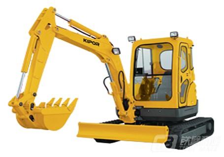 开普动力KDG55挖掘机