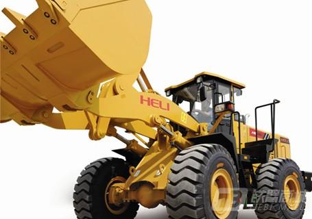 合力HL956II轮式装载机