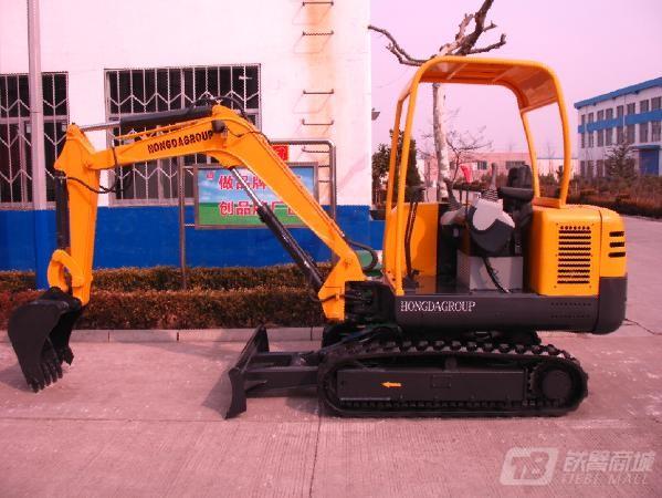 铁力士HDE18挖掘机