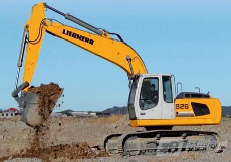 利勃海尔R926挖掘机
