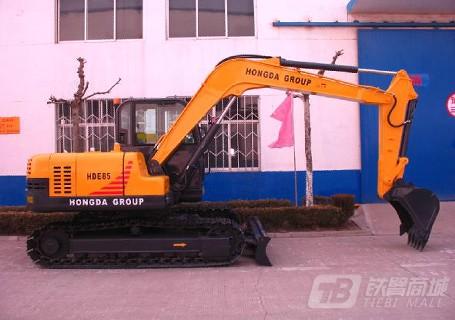 铁力士HDE85挖掘机