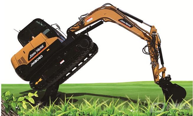 山东众和JM8060挖掘机