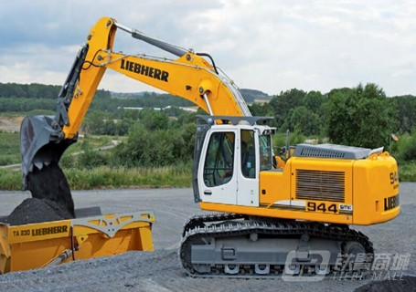 利勃海尔R944C SME Litronic挖掘机