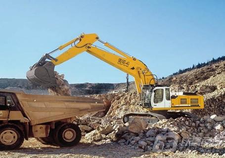 利勃海尔R954C Litronic挖掘机