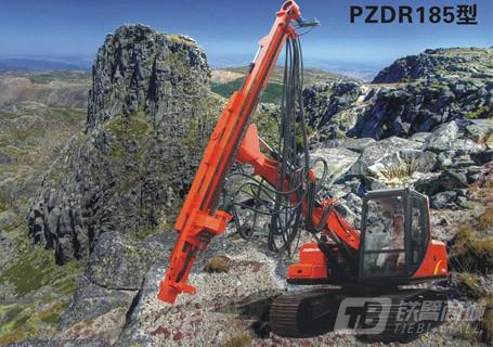 普什重机PZDR185挖掘机