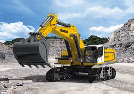 利勃海尔R966挖掘机