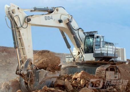 利勃海尔R984C矿用挖掘机