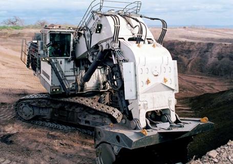 利勃海尔R996B矿用挖掘机
