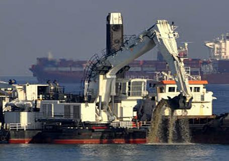 利勃海尔P9350浮式挖掘机