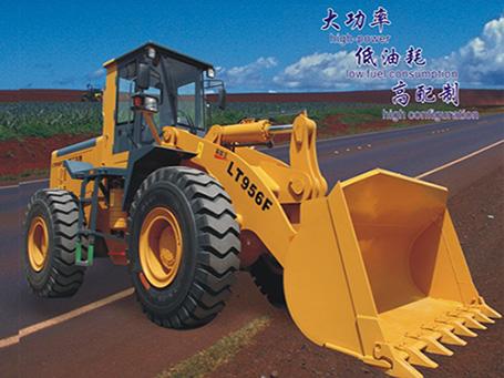 楚工龙泰LT956F轮式装载机