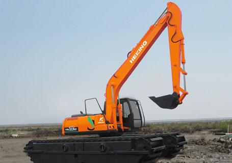 合矿HK200SD湿地液压挖掘机图片