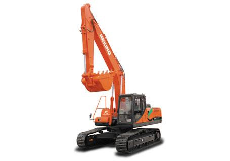 合矿HK400挖掘机