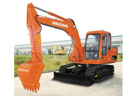 合矿HK85挖掘机