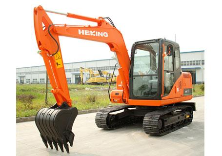 合矿HK70挖掘机