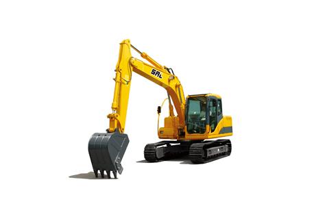 上力重工W2329挖掘机