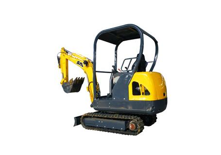 上力重工W285挖掘机