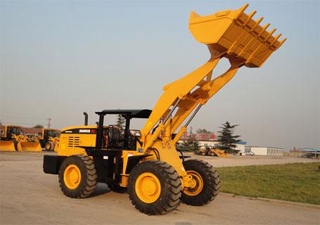 山猛机械SAM836超低井下装载机