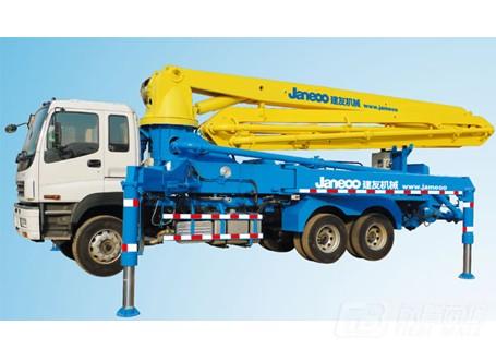 建友机械SDX5251THB混凝土泵车