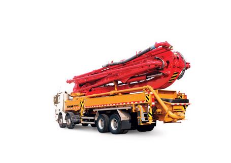 鑫天地重工XTD5391THB-5R52混凝土泵车