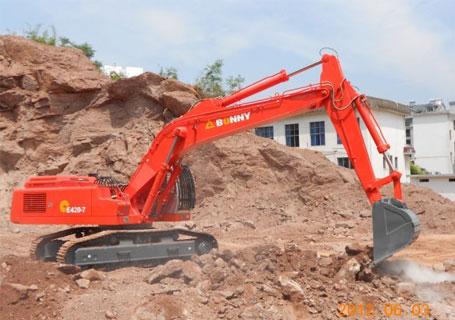 邦立重机CE420-7挖掘机