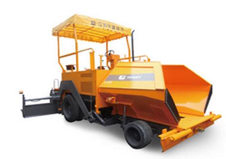 华通动力2LTLZ60轮式摊铺机