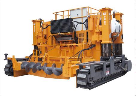 华通动力HTH3400B(高铁专用)滑模摊铺机