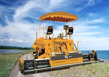 华通动力LTL70B履带式摊铺机