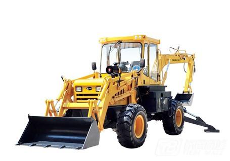 神娃机械SZ40-15E挖掘装载机