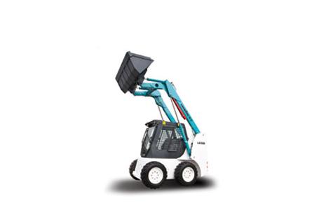 龙工LG308滑移装载机