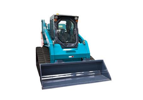 山河智能SWTL4518履带式滑移装载机