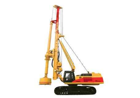 奥盛特重工OTR160D旋挖钻机