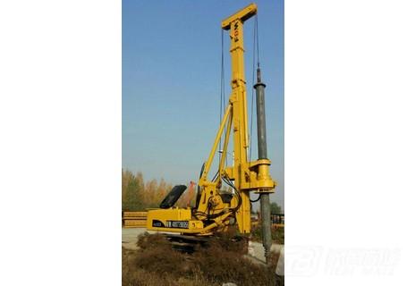 郑州富岛FD525A旋挖钻机
