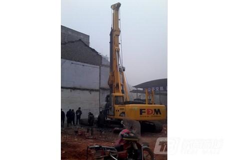 郑州富岛FD830旋挖钻机