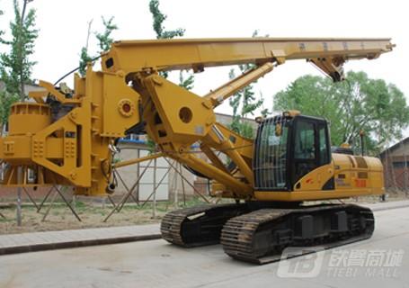 北京重工TR180F旋挖钻机