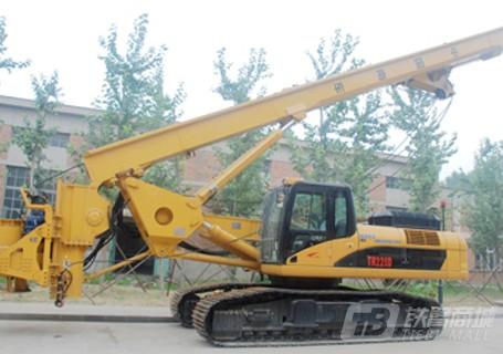 中国南车TR220D旋挖钻机