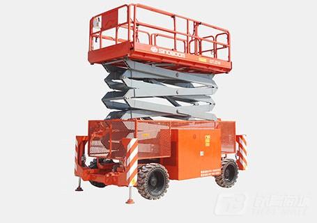 星邦重工GTJZ1623D剪叉式高空作业平台