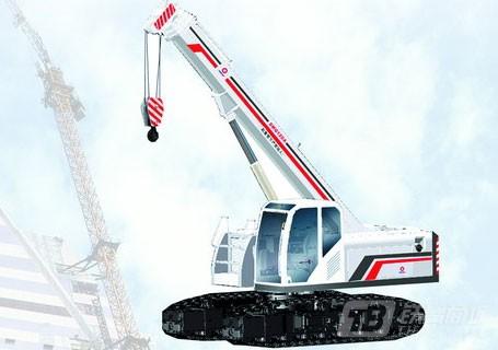 神马科技SMQ120A履带式起重机