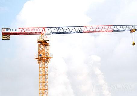 升立建机QTP63(SLP5510)平头式塔式起重机